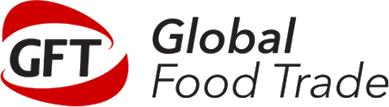 Логотип компании Global Food Trade (GFT)